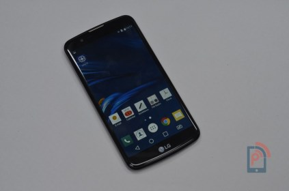 LG K 10 LTE - Front