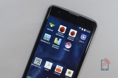 LG K7 LTE - Front Top
