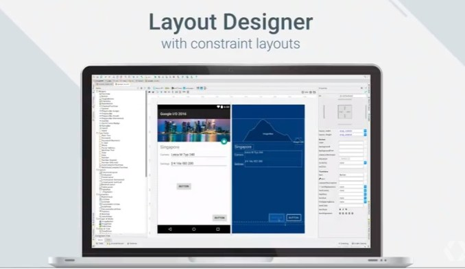 Android - Layout Designer