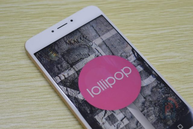 YU Yunicorn - Android Lollipop OS