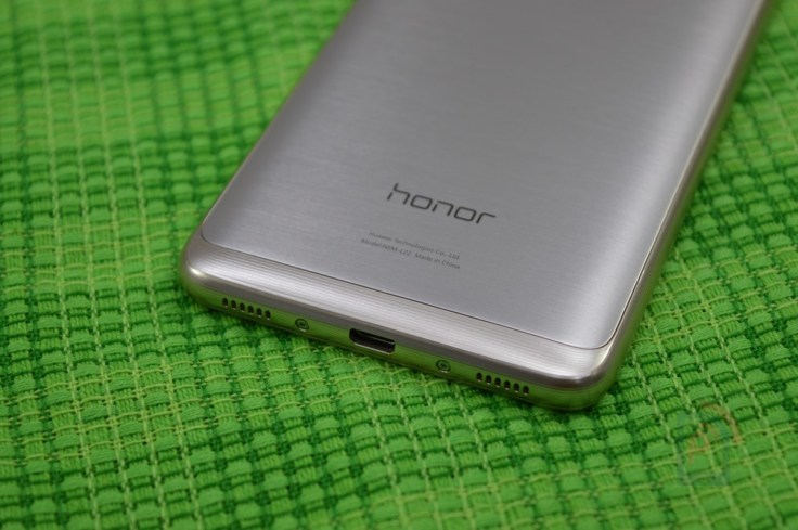Honor 5C - Dual Grill