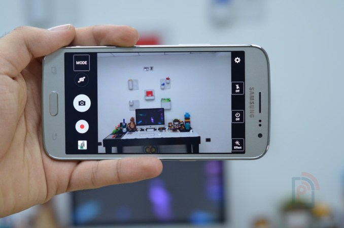 Samsung Galaxy J2 2016 - Camera App
