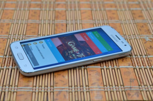 Samsung Galaxy J2 2016 - Right Edge