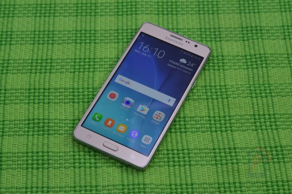 Galaxy On7 Pro front