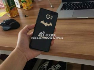 Note 7 Injustice edition - 2