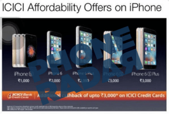 iphone icici 2016
