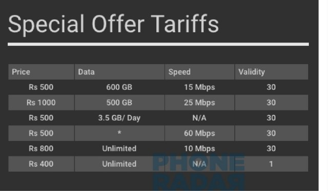 special-offer-tariffs