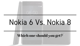 Nokia 6 Vs Nokia 8 – What looks more promising Smartphone for 2017