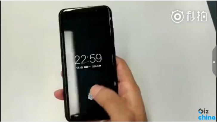 Samsung Galaxy S8 Protecting Their Display By Limiting Users