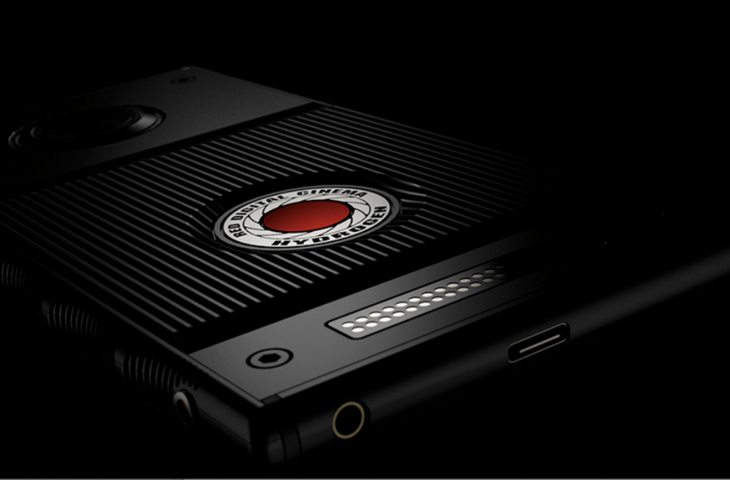 This company just made the first 'holographic' smartphone and it costs $1600