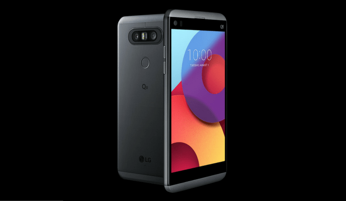 LG Q8 finally brings the V20's promise to Europe