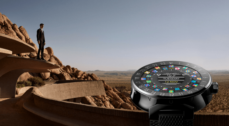 Louis Vuitton introduces the pricey Tambour Horizon smart watch