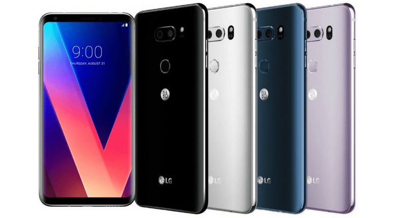 LG V30 Launched With FullVision Display, Dual Cameras and Snapdragon 835
