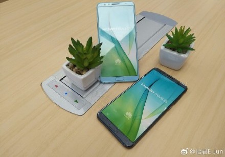 Huawei Nova 2s images and specs leaked; Packs some serious camera hardware
