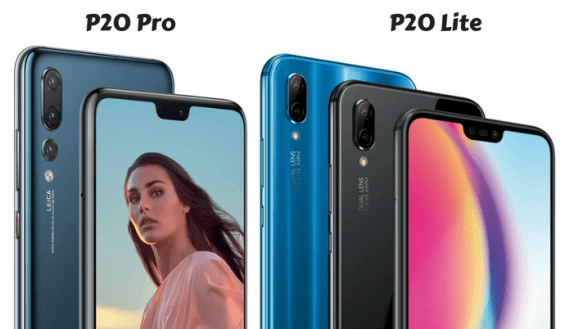 Huawei P20 Pro with Triple Leica Cameras & P20 Lite Launched