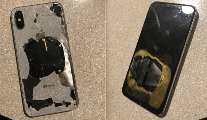 Apple Investigating Claims of iPhone X Exploding After iOS 12.1 Update