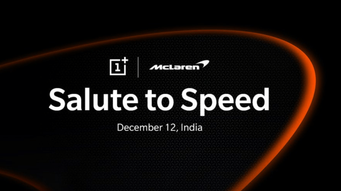OnePlus 6T McLaren Edition Will Launching On 12th December in India (2018) 1