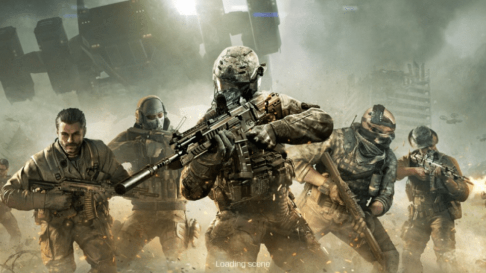Call of Duty: Legends of War Mobile Version Comes to Android Devices