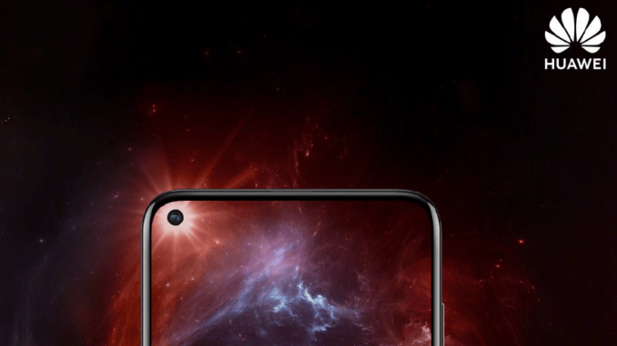 Huawei Nova 4 Infinity-O Display Mobile Launch Date Confirmed