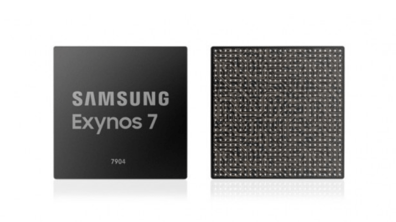 Samsung Exynos 7904 mid-range SoC released