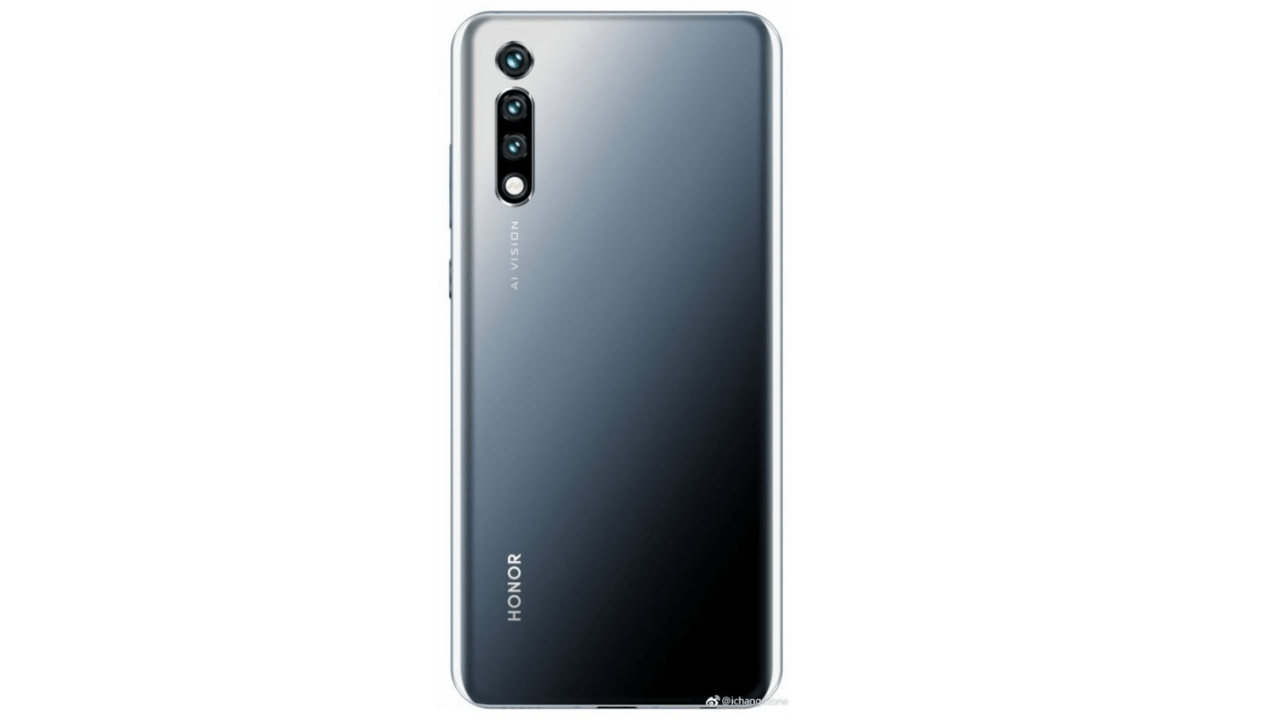 Honor 20 leaks complete with specs, render, and pricing