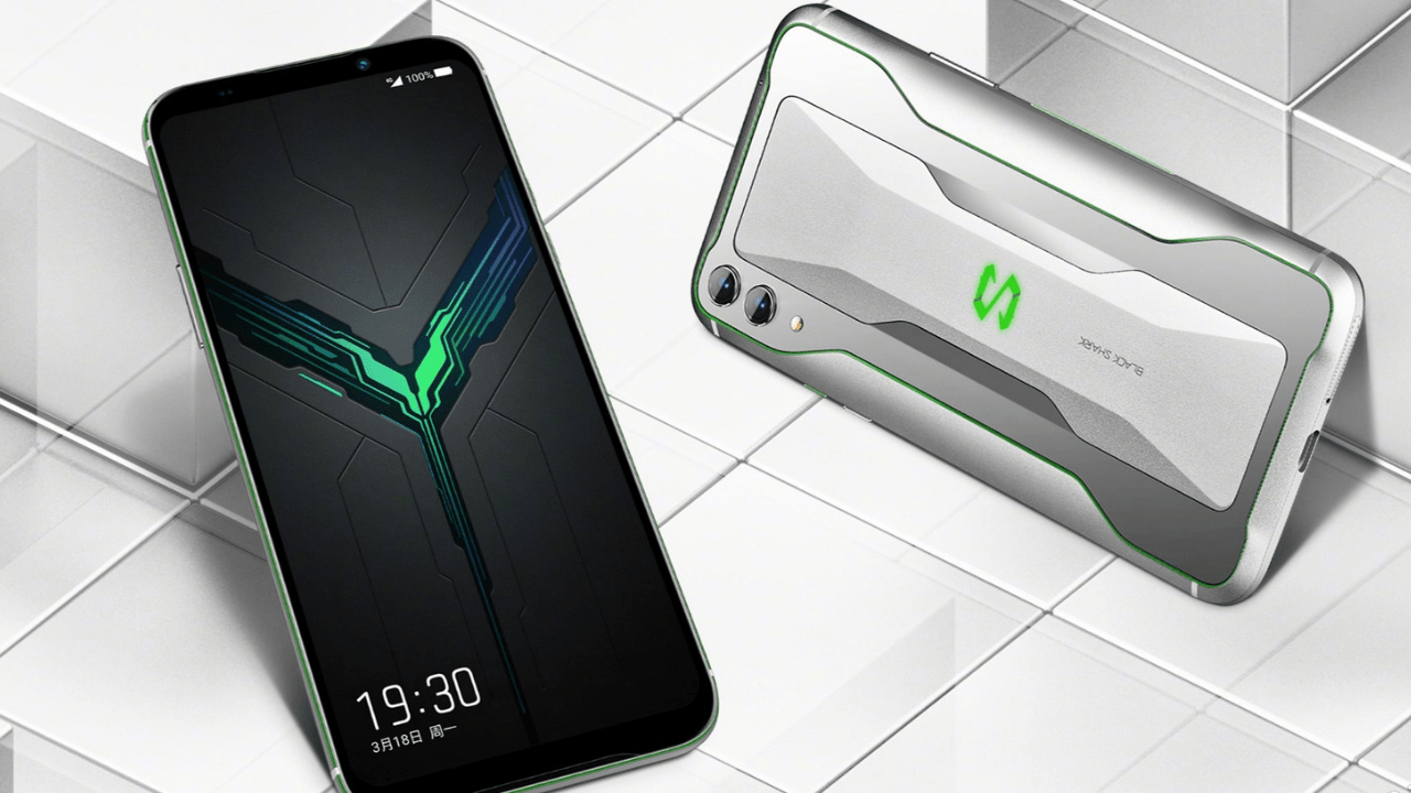 Xiaomi Black Shark 2 announced with 12GB of RAM