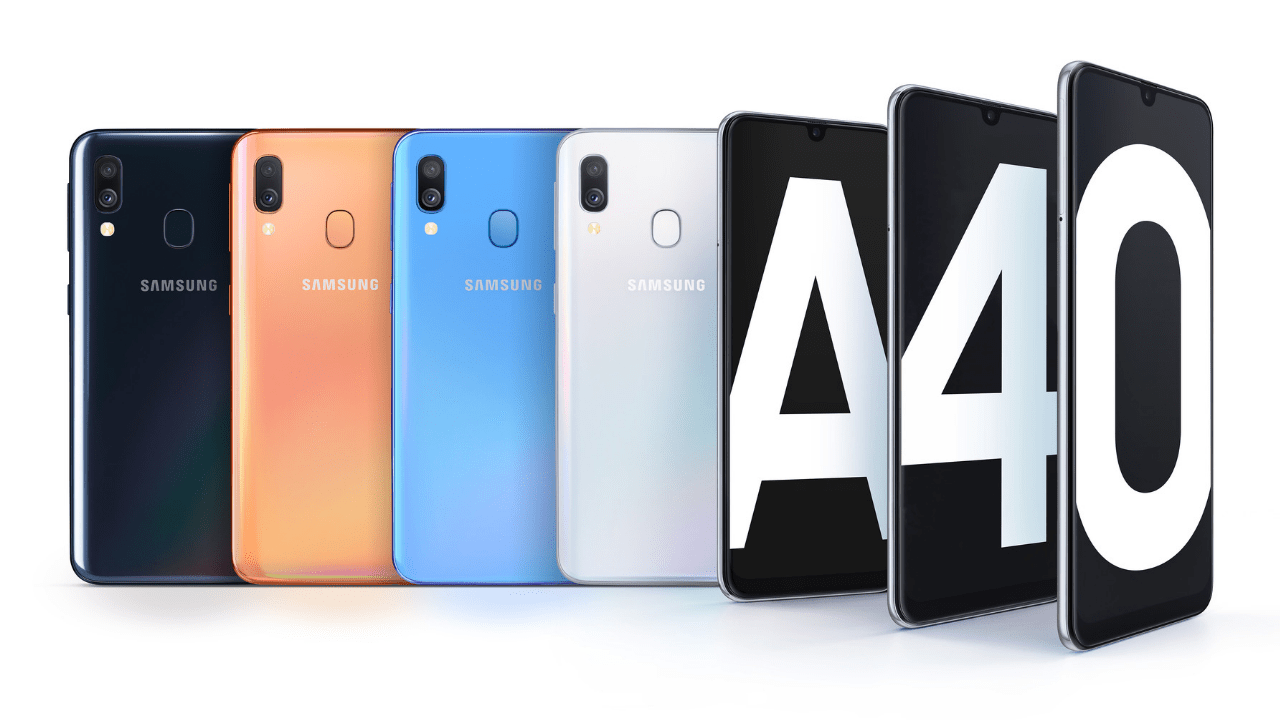 Samsung Galaxy A40 smartphone announced