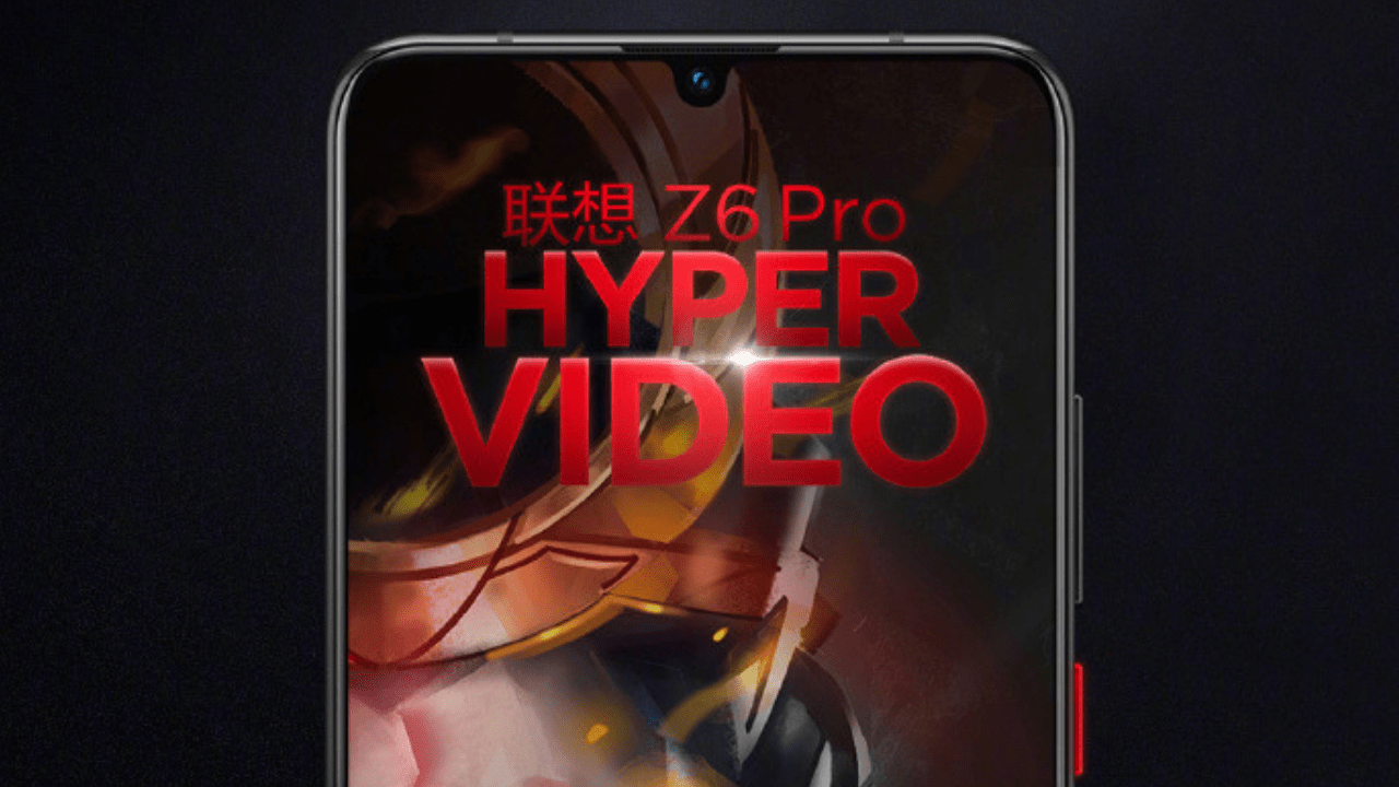 Lenovo Z6 Pro video teaser surface a day before official launch