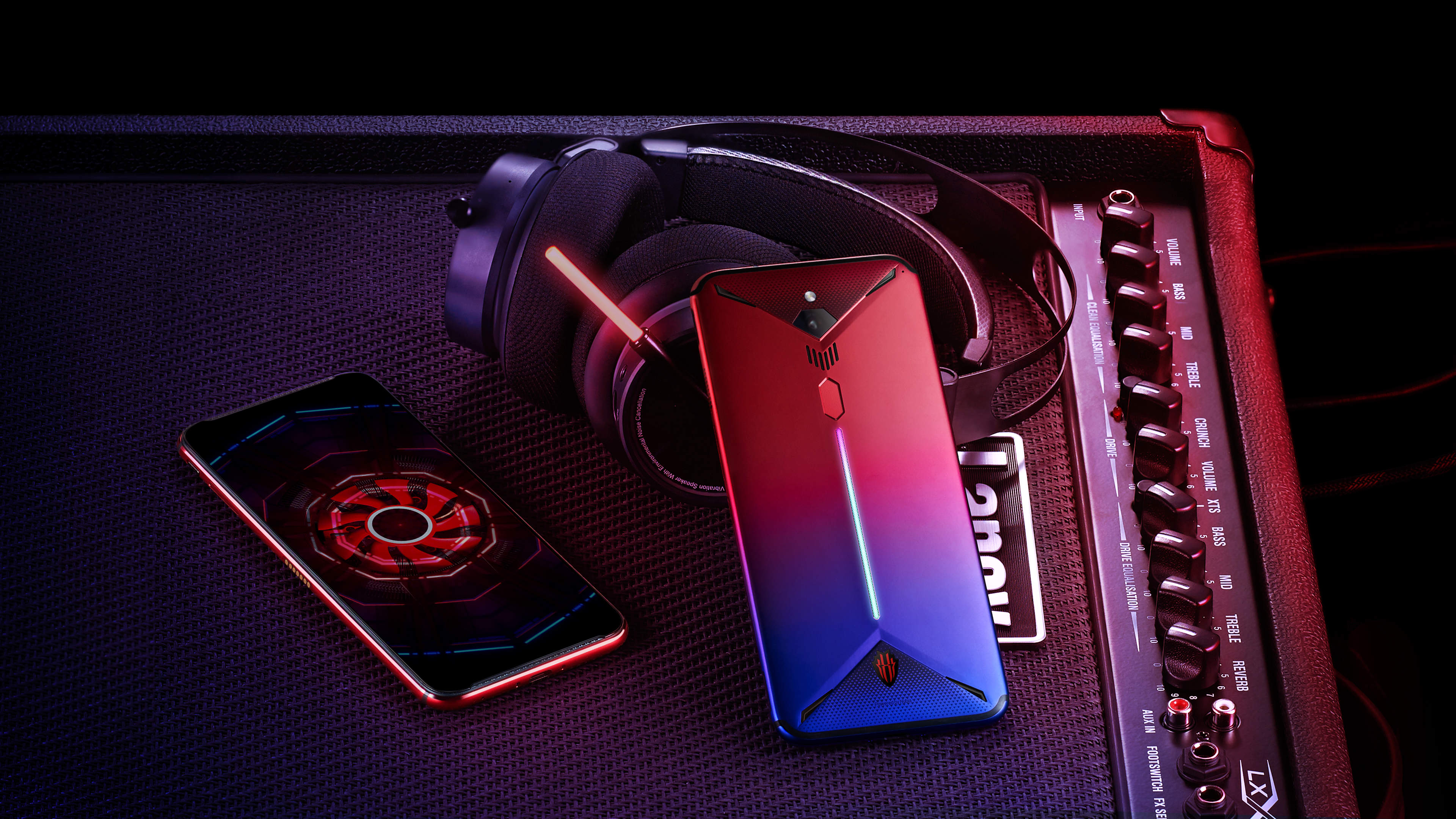 Nubia's new gaming phone comes with internal cooling