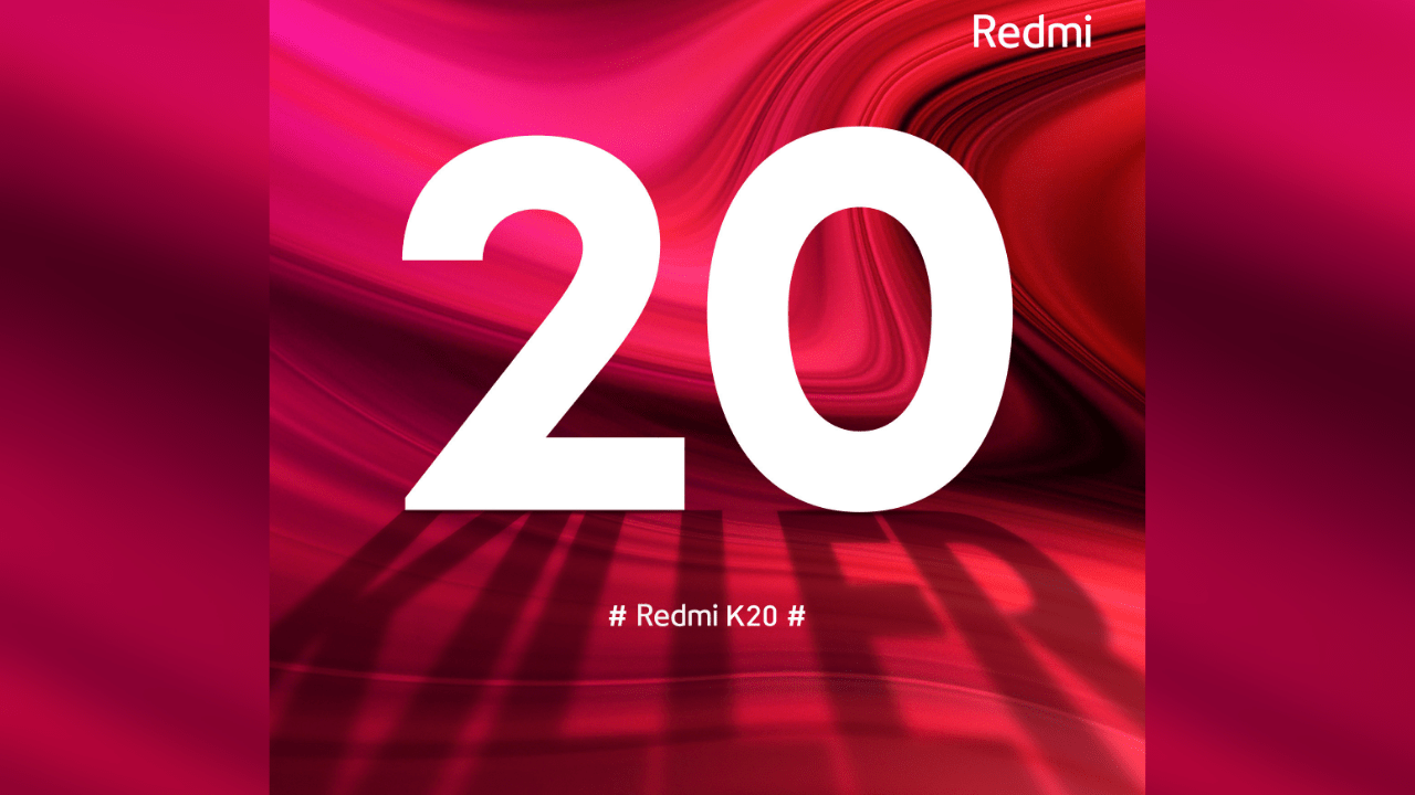 Redmi K20 confirmed to launch in India soon