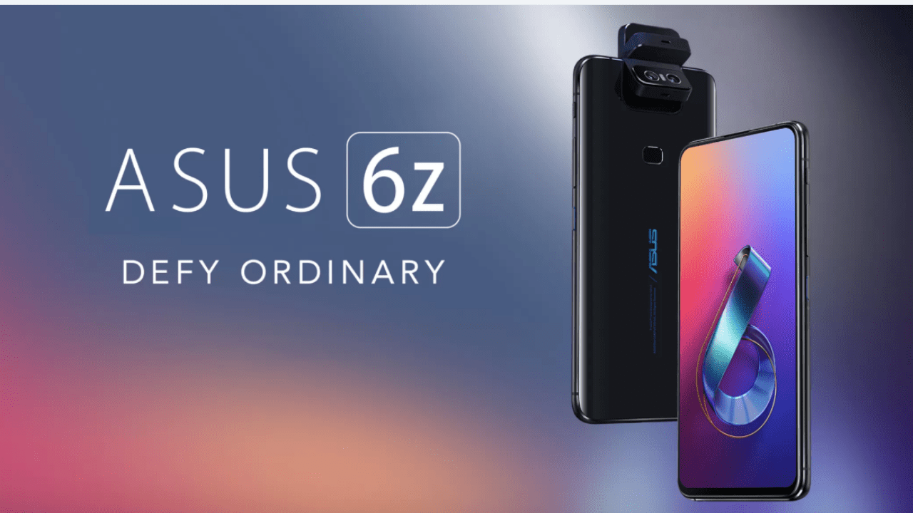Asus 6Z (Zenfone 6) to launch in India on June 19