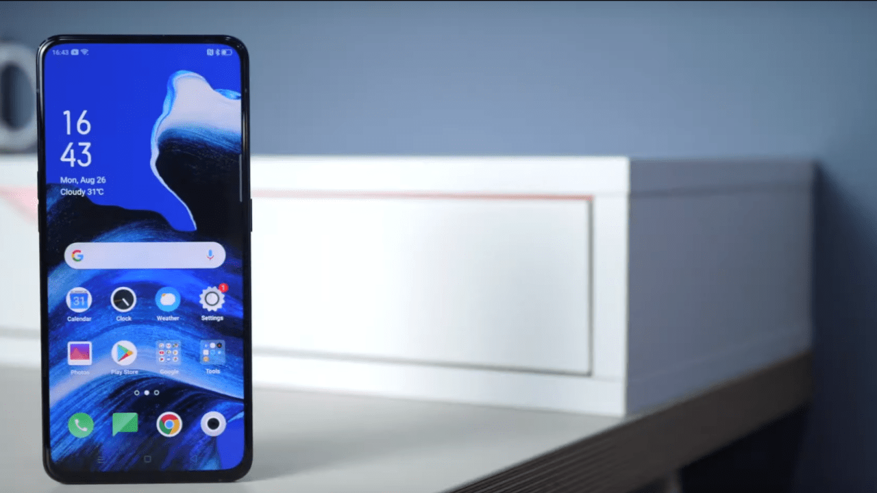 Oppo Reno 2 official with Snapdragon 730G, Quad Camera setup