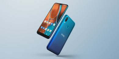 HTC Wildfire E2 Goes Official With Helio P22 SoC & HD+ Display
