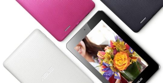 ASUS MeMo Pad 7: tablet low-cost da oggi in vendita in Italia a 149€