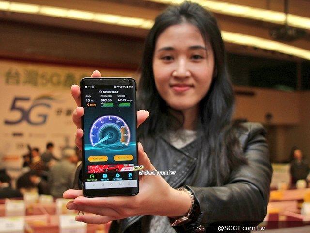 HTC U12 si mostra dal vivo: trapelate immagini e video durante un evento sulle reti 5G