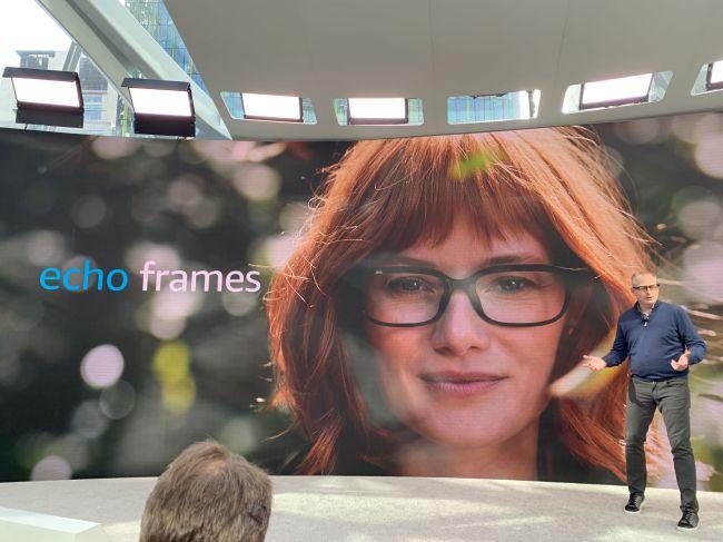 Amazon Echo Frames