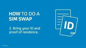 How To Do A Sim Swap On Telkom (SA)