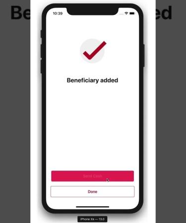 ABSA Cellphone Cash Transfer