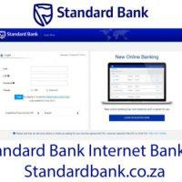 Standard Bank Online Banking Registration