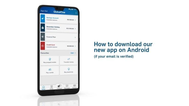 New Capitec App