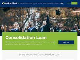 African Bank Consolidation Loan
