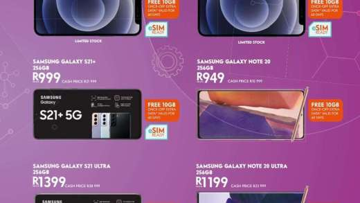 Cell C Phone Deals