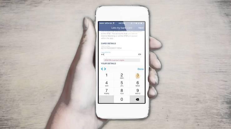 Standard Bank Cellphone Banking