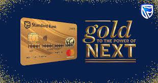 Standard Bank Gold card