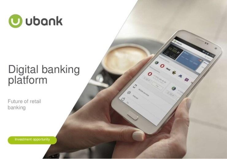 Ubank Cellphone Banking