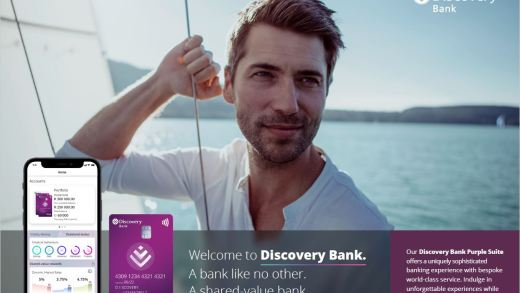 close Discovery bank account
