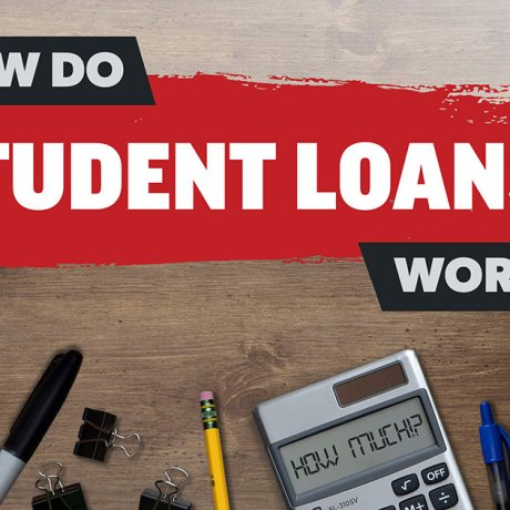 How does standard bank student loan work