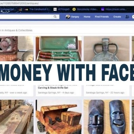 How To Make Money On Facebook Marketplace