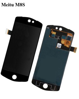 Black LCD+TP For Meitu M8S LCD Display with Touch Screen Digitizer Smartphone Replacement For Meitu M 8S M8s MeituM8S