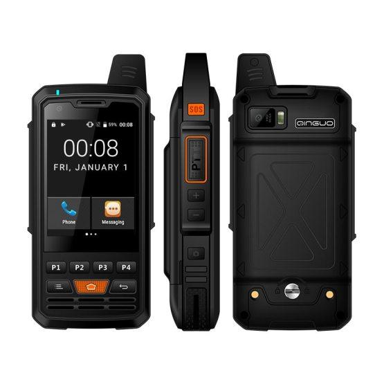 "Origiaal F50 Phone 2.8"" 4G LTE mobile phone mtk6737 Quad Core Zello Android 6.0 Walkie Talkie PTT Smartphone 1G RAM 8G ROM"